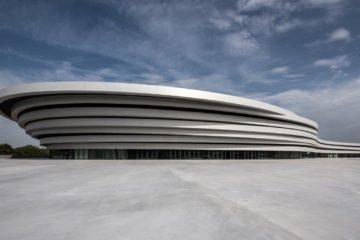 Aréna du Pays d'Aix © Lisa Ricciotti