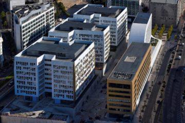Euromed Center 2 à Marseille_CARI Med_©Jérôme CABANEL