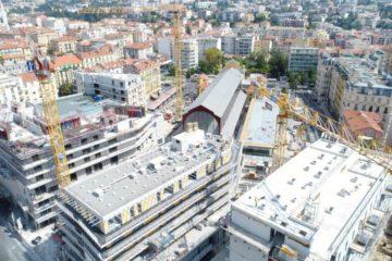 Gare du sud à Nice_droide photo
